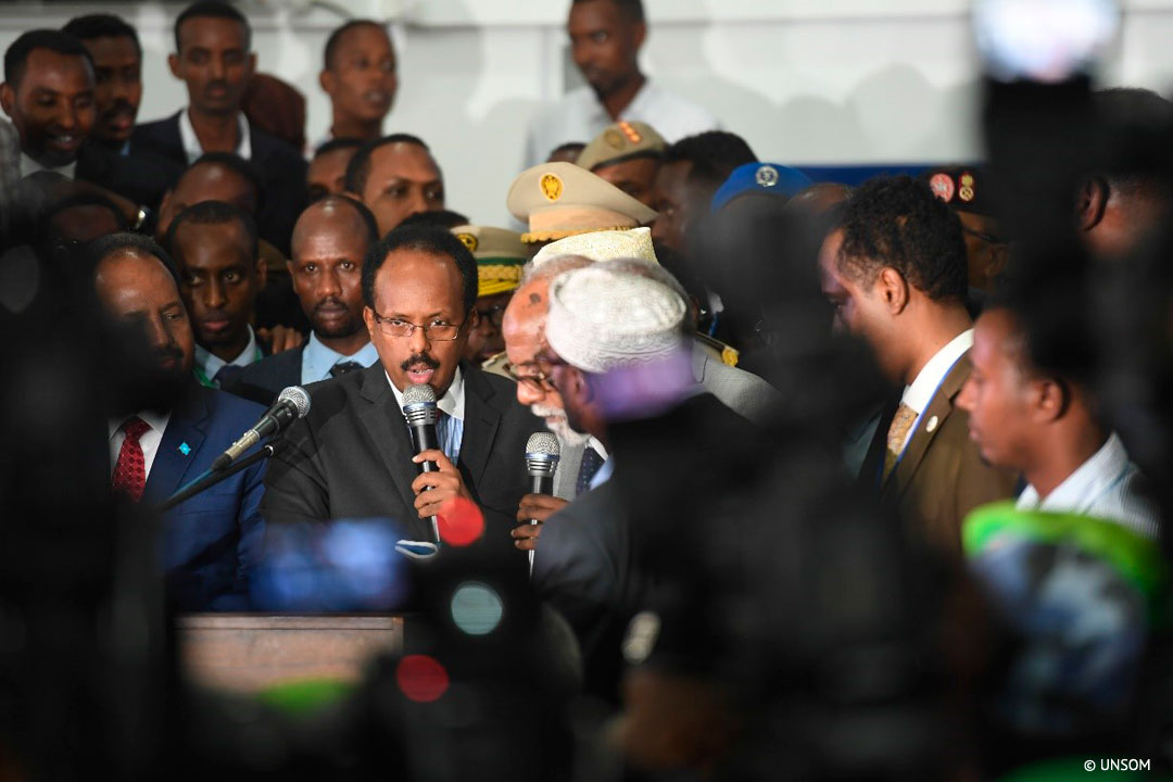 Somalia Elects the New President After Historic Elections