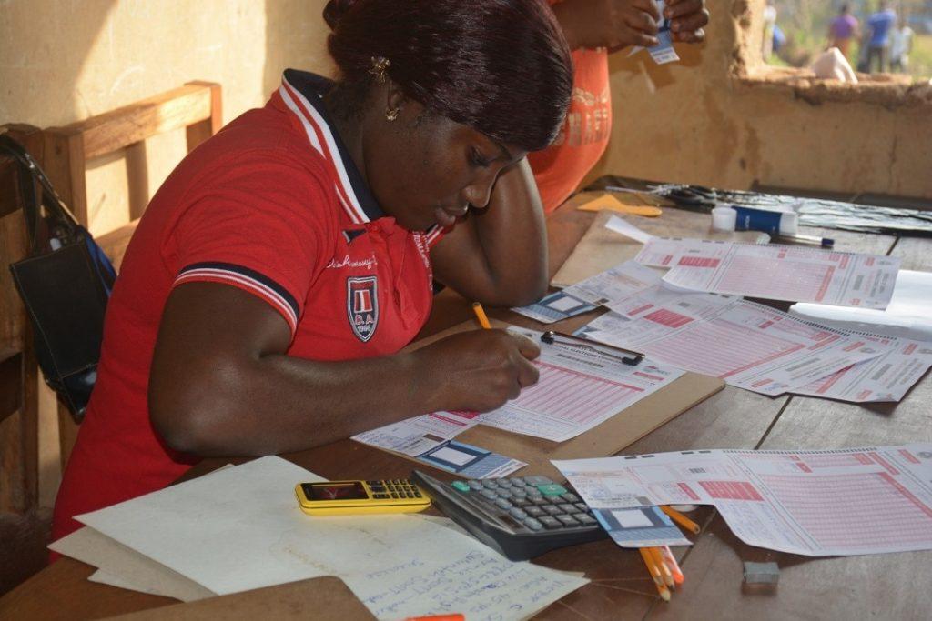 EC-UNDP JTF - Liberia Registers More Than 2 Million Voters