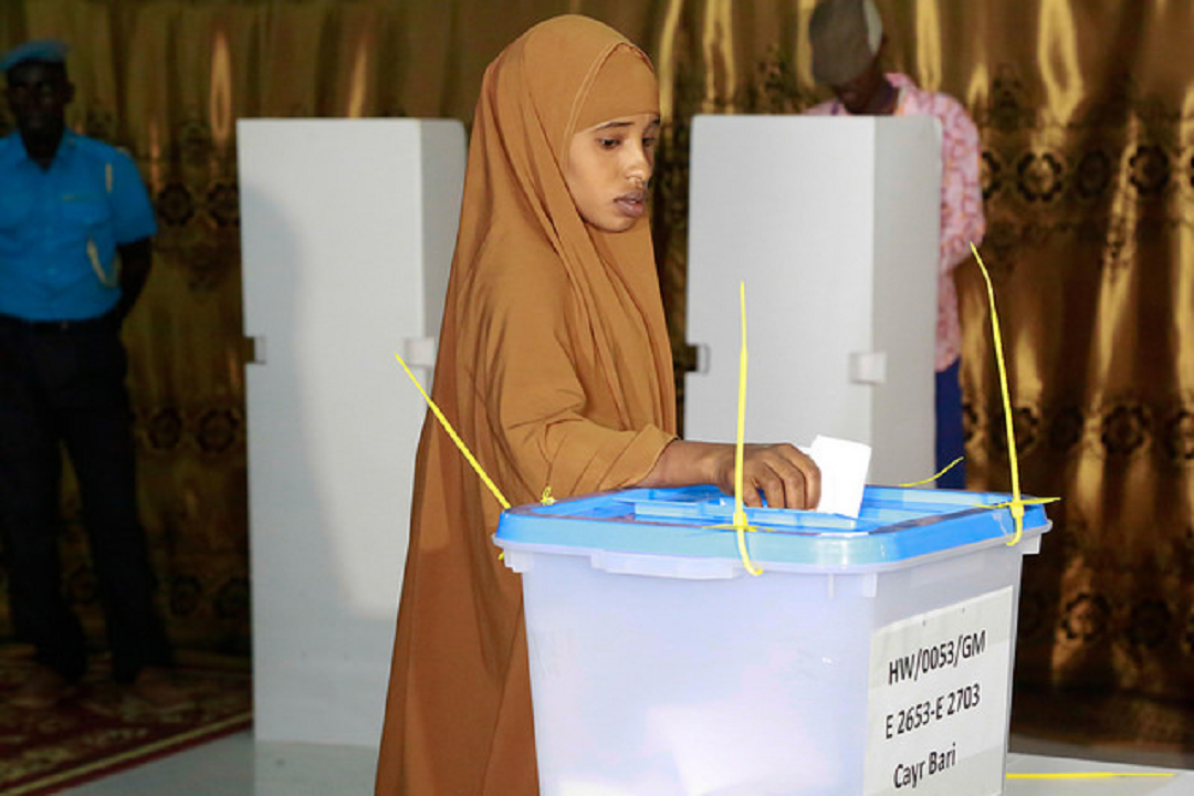 Voter registration feasibility study to prepare universal elections in Somalia