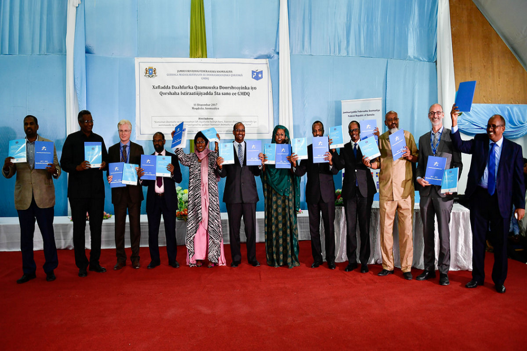 EC-UNPD JTF - Somalia moves towards 'one-person, one-vote' elections in 2020-2021