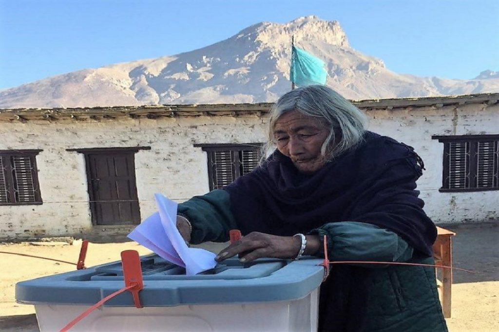 EC-UNPD JTF - Nepal holds polling for the first phase of State Assembly and House of Representatives elections