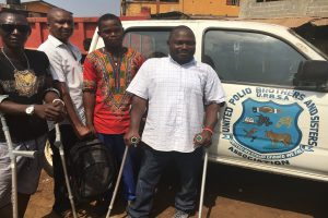 EC-UNPD JTF - Accessible Elections in Sierra Leone