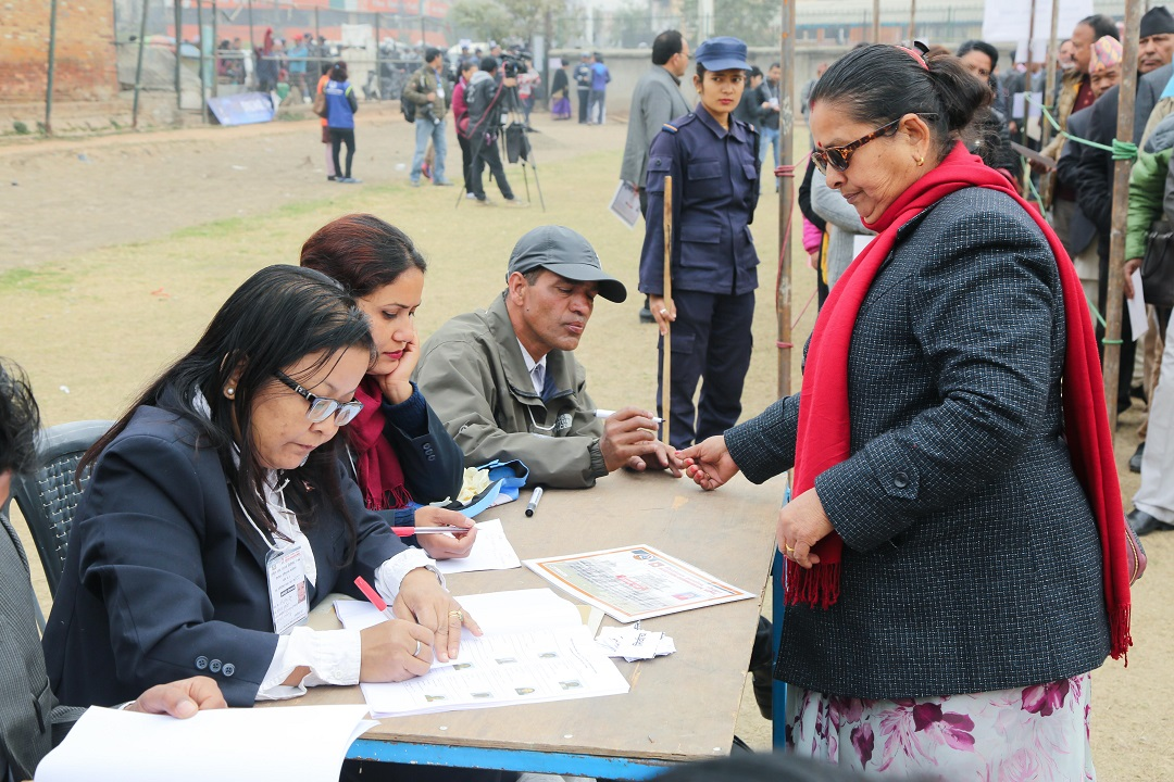 Nepal completes first cycle of elections under the 2015 Constitution