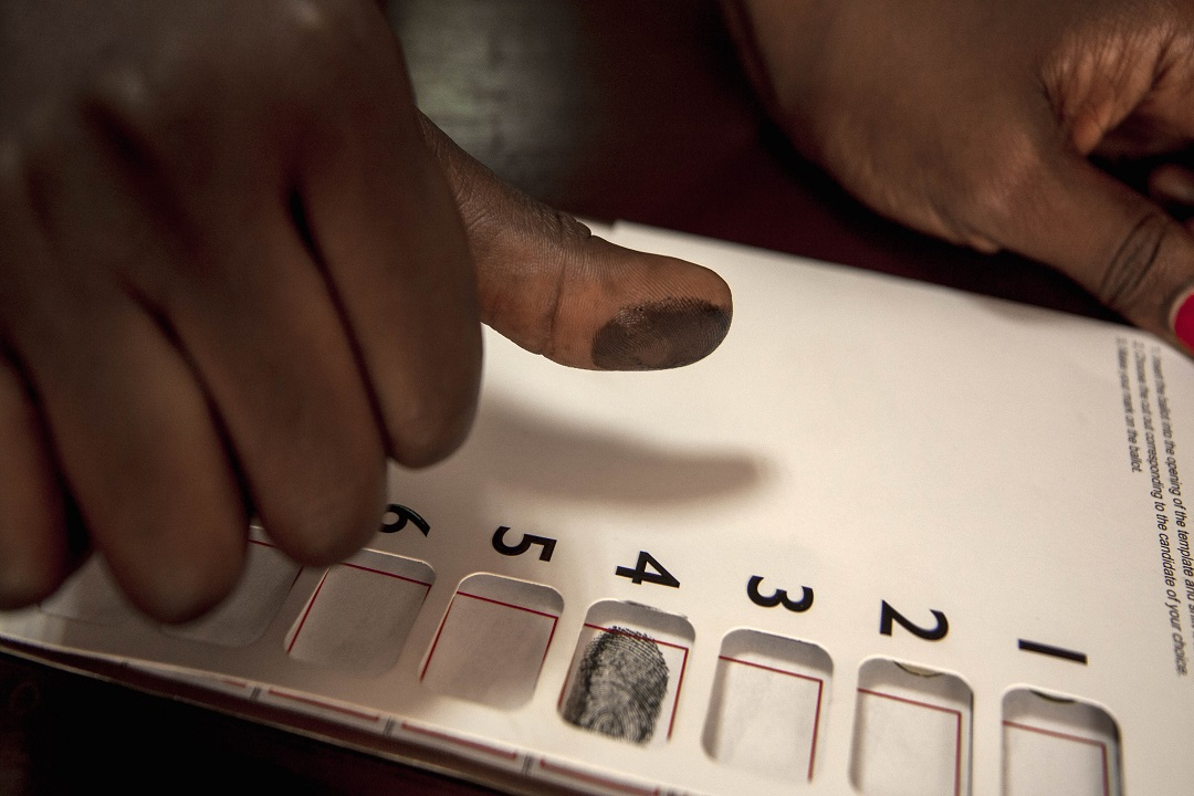Promoting Everyone's Right to Vote in Sierra Leone
