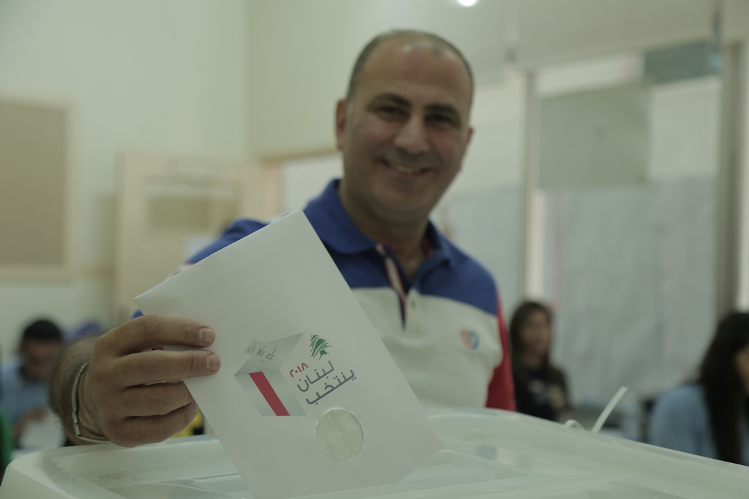 UNDP LEAP support to the 2018 Parliamentary Elections