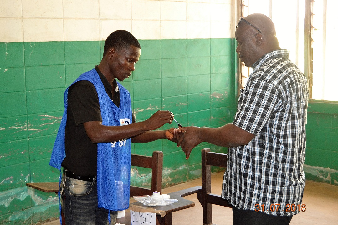 UNDP supports the conduct of Senatorial by-elections in Liberia