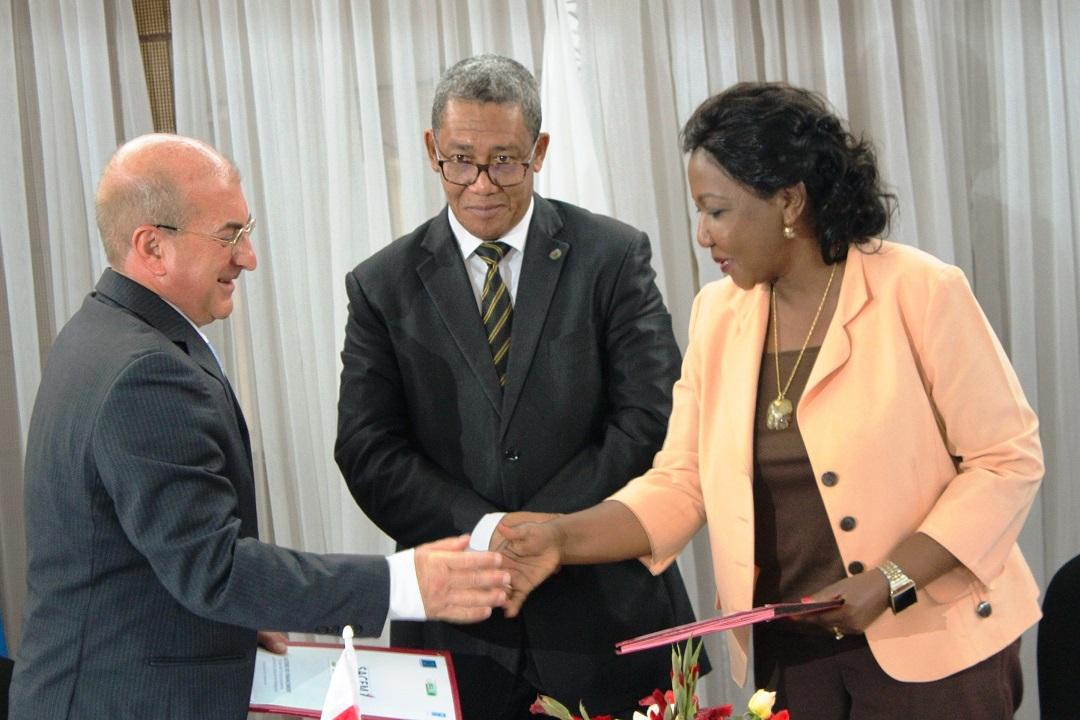 L'Union Européenne apporte une seconde contribution au processus électoral de Madagascar