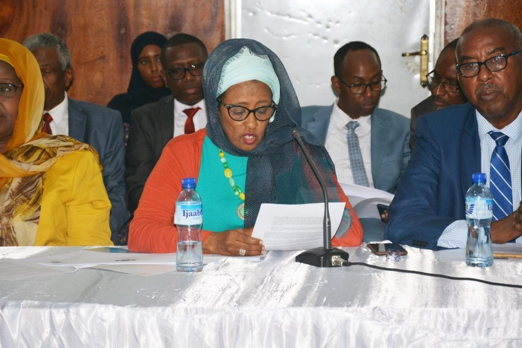 Federal Government of Somalia highlights progress made in preparation for universal elections