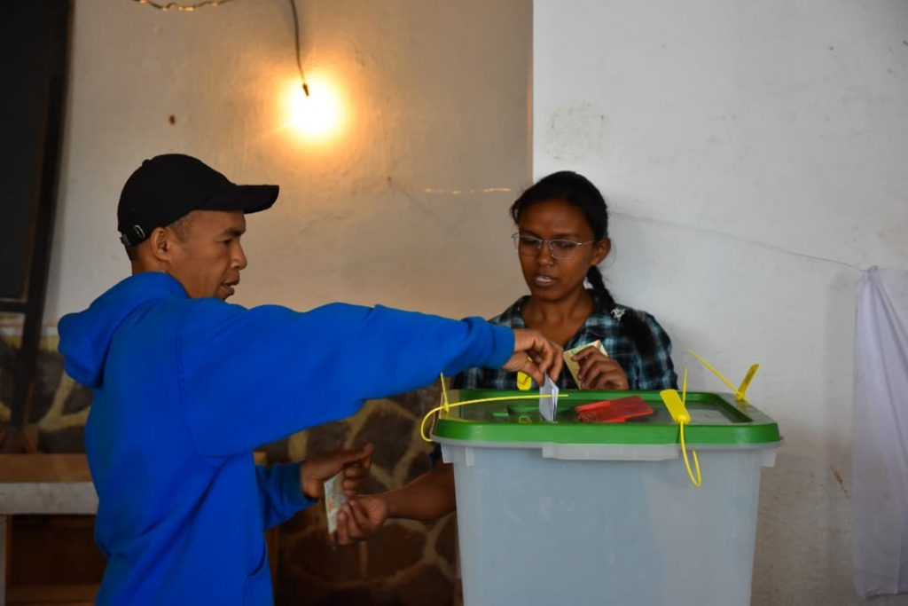 Madagascar general improvement presidential elections