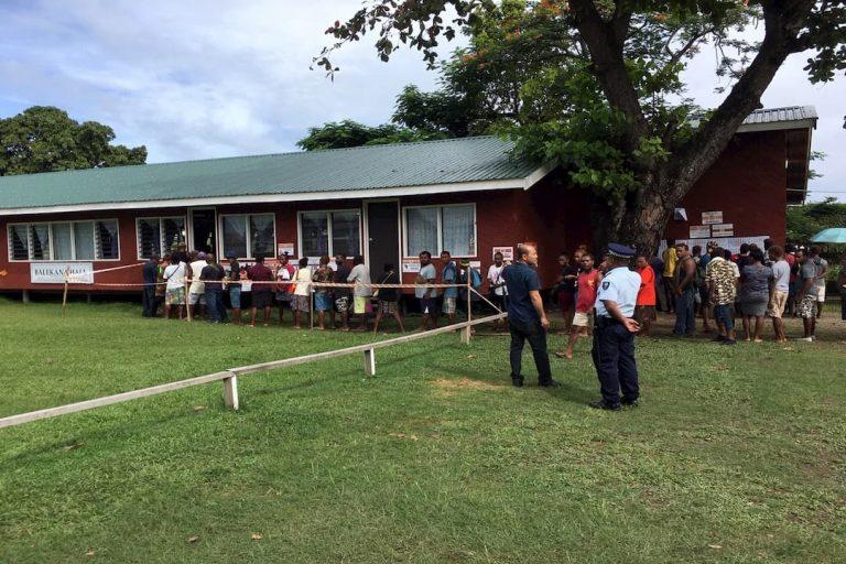Solomon Islands elections