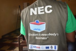 'Election is everybody's business': Preparations for upcoming Special Senatorial Elections are imminent in Liberia
